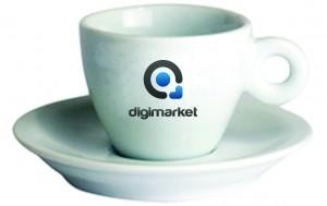 Xícara Café Itália 75ml