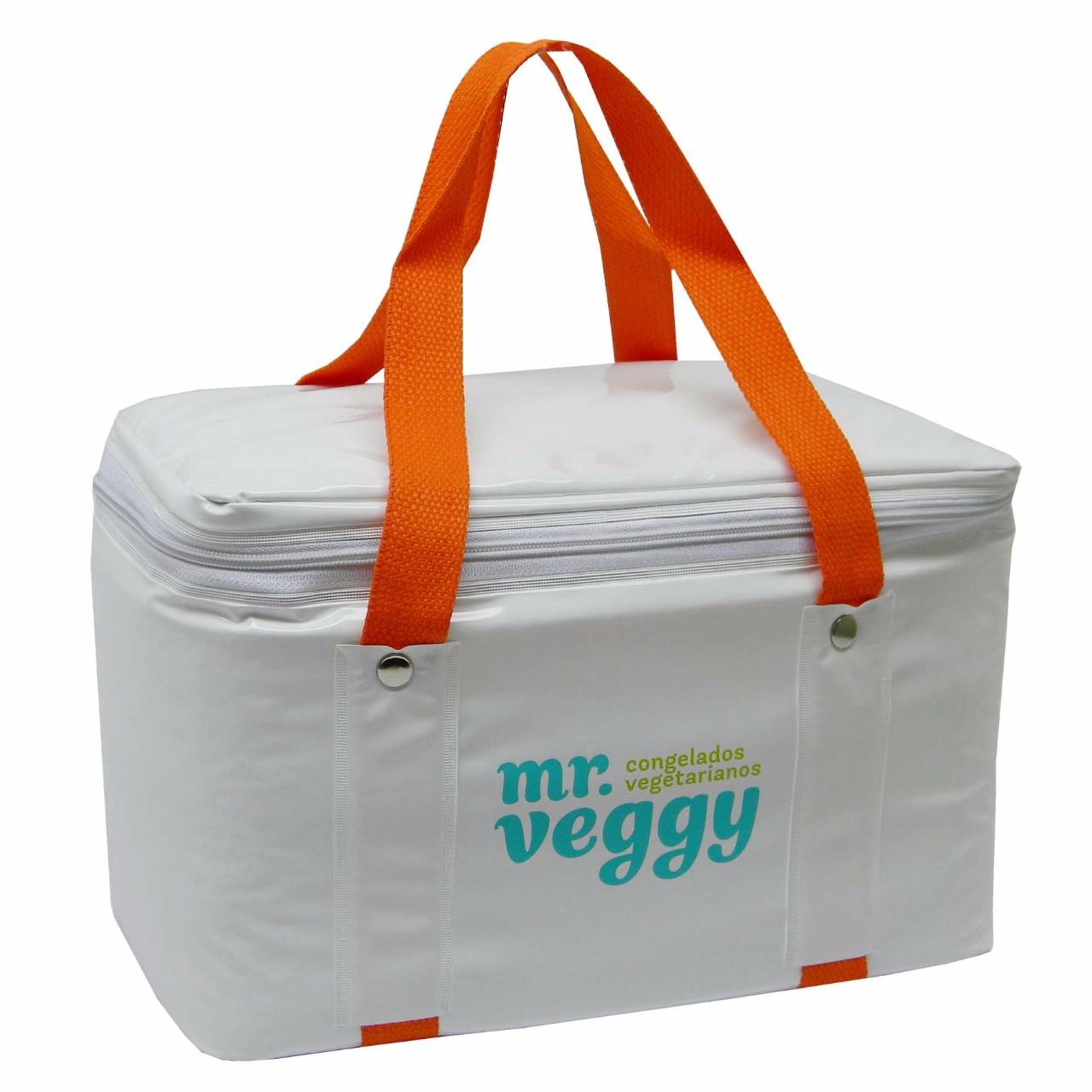 02ff1a571 Bolsa térmica 12 litros PVC - Personalizada